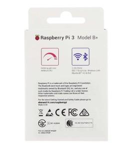 Raspberry Pi3 Model B+