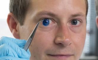 バイオ3Dプリンターで角膜の印刷