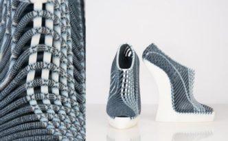 3Dプリンターの靴