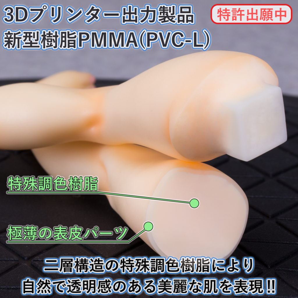 人肌の再現