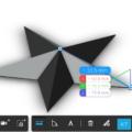 3Dデータの表示やサイズの測定などが可能