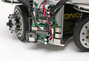 無線/有線接続で制御