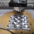 低価格CNCでアルミを切削