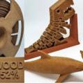 木質フィラメントの木粉PPフィラメント