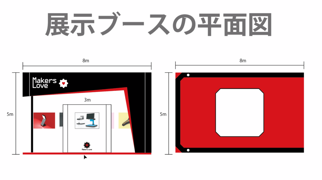 平面の展開図