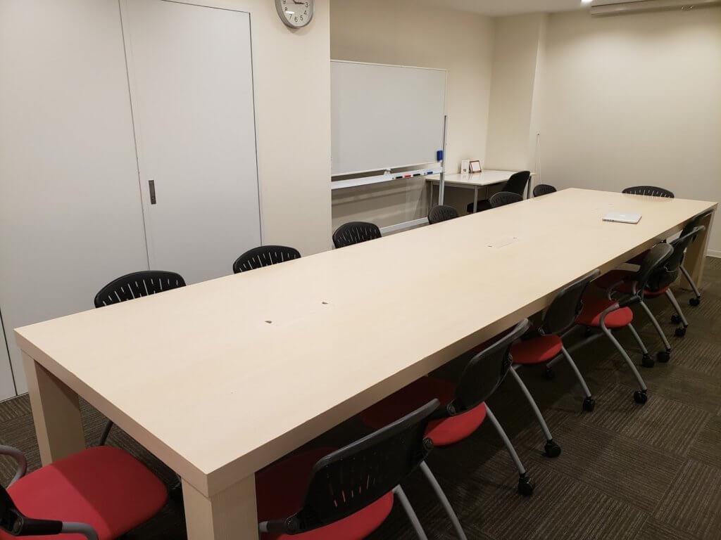 会場の会議室