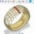 Fusion360でジュエリー!網目の指輪をサーフェイスに投影で作る方法