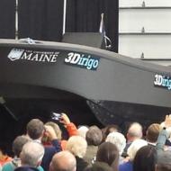 たった3日で大型船の3Dプリントに成功!ギネス記録の米国メイン大学