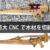 巨大CNCとFusion360のCAMで、大きな木製の剣を作る